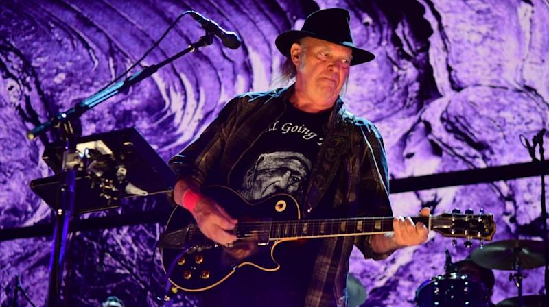 Neil Young Preps Soundtrack to Daryl Hannah-Directed Movie 'Paradox'
