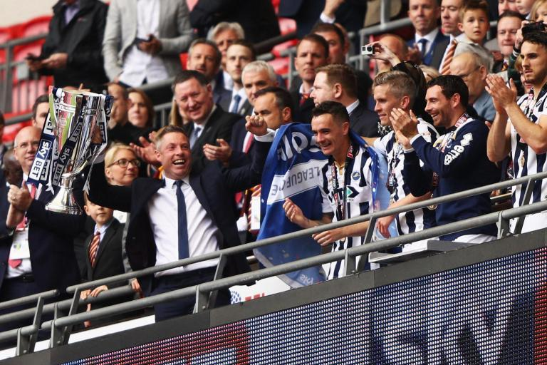 Neil Harris discussed Millwall transfer targets with chairman straight after Play-Off triumph