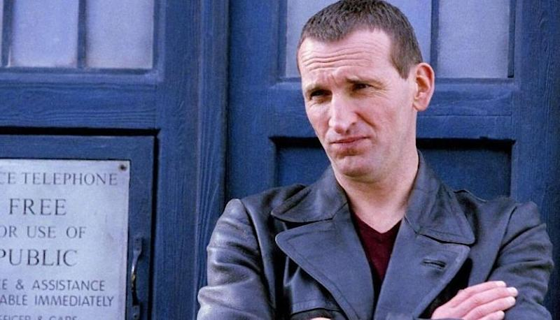 Christopher Eccleston as The Doctor (Photo: BBC)