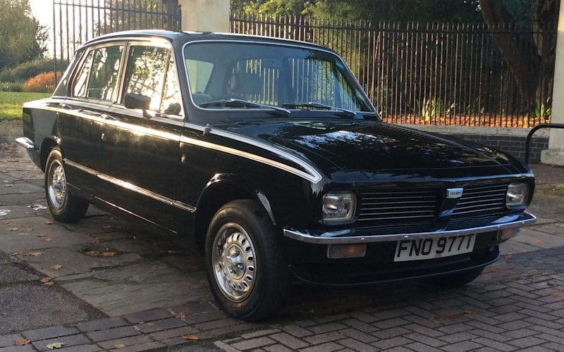 1979 Triumph Dolomite 1500 SE - owned by Andrew Burford