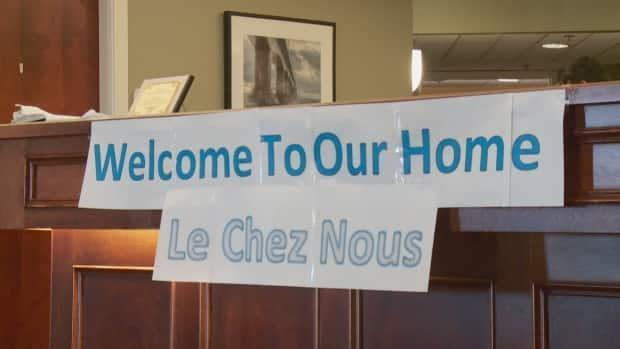 Andrews of Summerside welcomed 30 residents of Chez-Nous Friday.