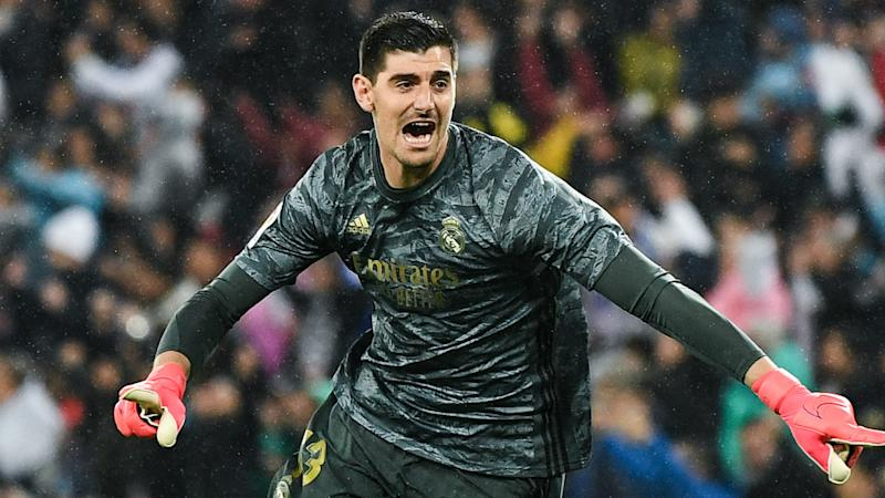 Adrenaline junkie Courtois refreshed & raring to go after Real Madrid lockdown