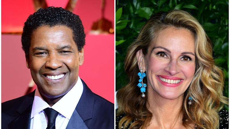 Denzel Washington and Julia Roberts to star in Netflix's Leave The World Behind