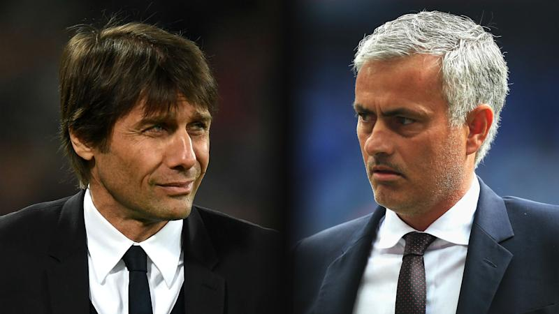 Conte determined to avoid 'Mourinho season' in Chelsea title defence