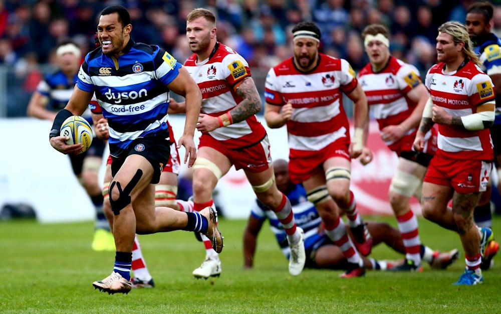Robbie Fruean - Credit:  Getty Images
