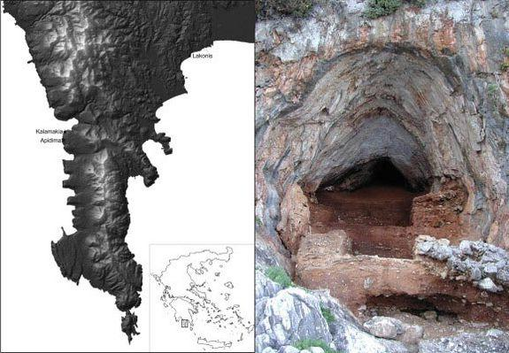 Trove of Neanderthal Bones Found in Greek Cave