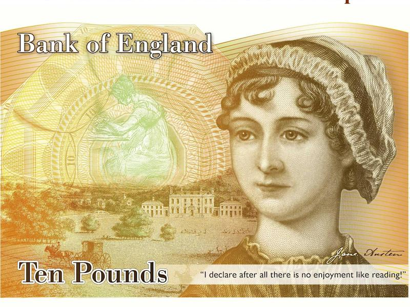 Jane Austen will feature on £10 notes from September. But whoever is on whichever note, someone will moan: Bank of England