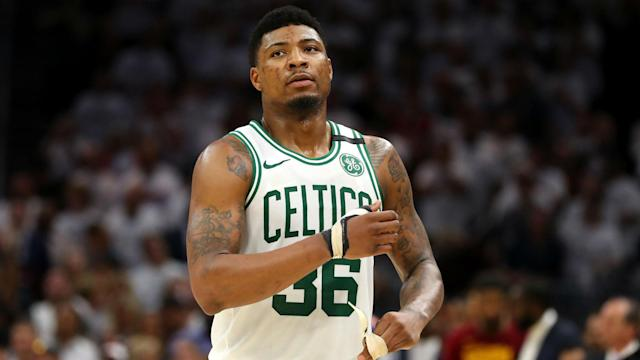 Smart averaged 10.2 points and 4.8 assists in 54 games for Boston last season.