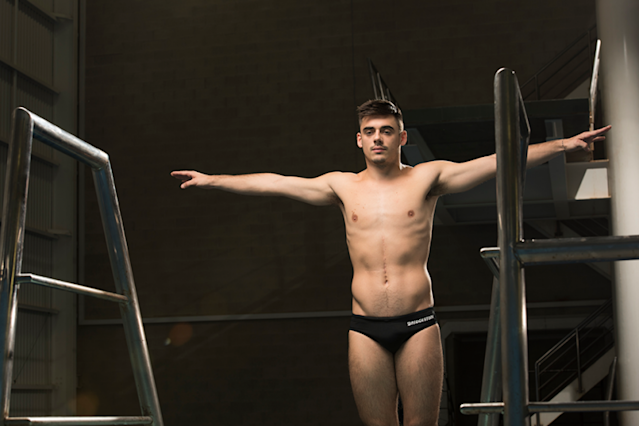 Chris Mears: From near death to Olympic glory, how the diver is inspiring others ahead of his Commonwealth Games bid