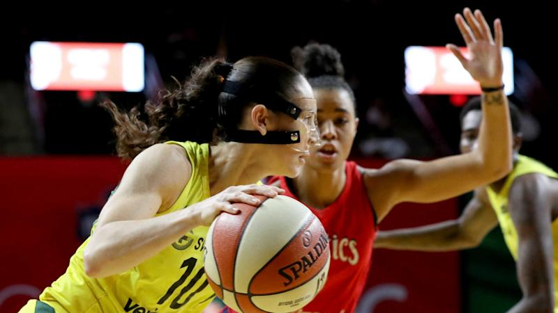 Storm's Bird sidelined indefinitely for knee surgery