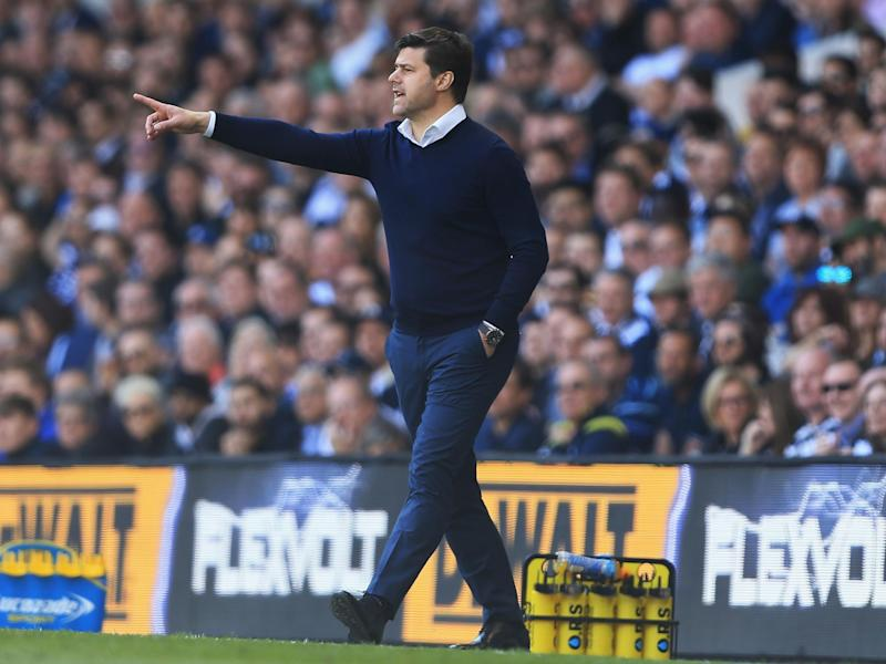 Pochettino was delighted with the performance: Getty