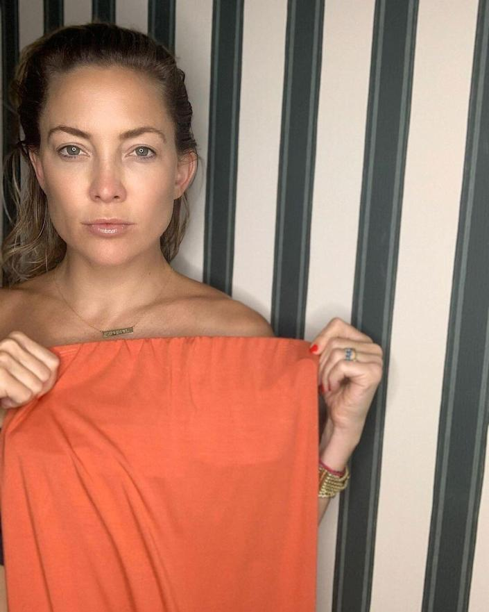 Here's How Kate Hudson, Adriana Lima, and Alyssa Milano Achieve Their Glowing Skin