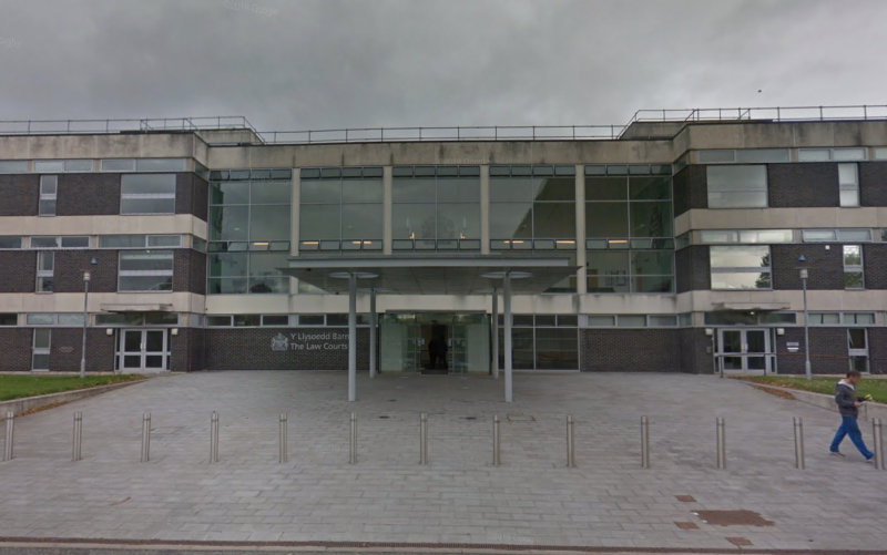 Thomas is being sentenced at Mold Crown Court. (Google Maps)