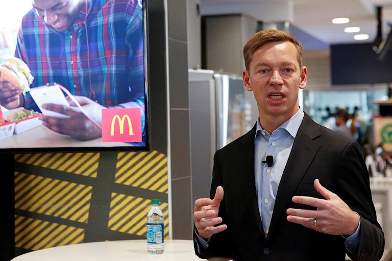 McDonald's Appoints Chris Kempczinski as New Chief Executive Officer