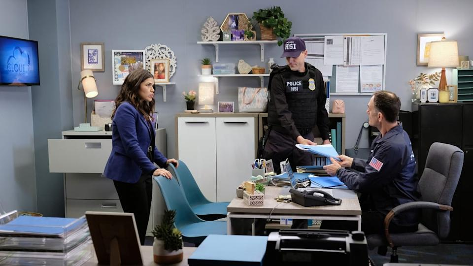 "<div class=""inline-image__caption""><p>A scene featuring an ICE agent from NBC's <em>Superstore </em></p></div> <div class=""inline-image__credit"">Tyler Golden/NBC</div>"