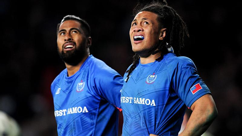 Samoa's national is are having a horror run. Pic: Getty