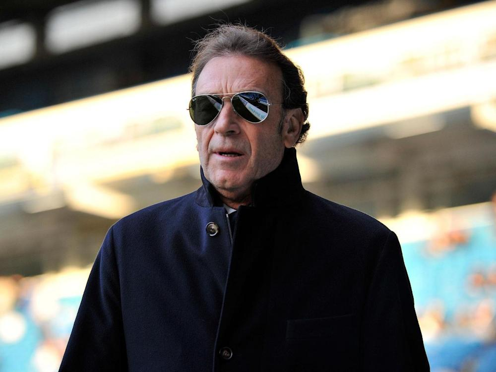 Massimo Cellino still owed Lucy Ward £360,000 after unfairly dismissing her from Leeds United (Getty)