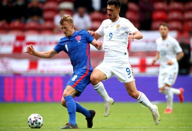 Ward-Prowse impressed during England's warm-up games for Euro 2020 but did not make the final squad.