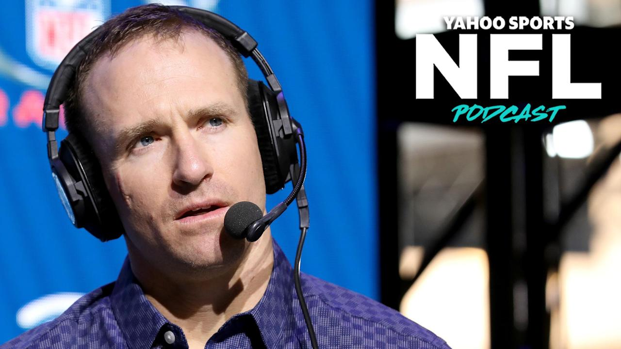 NFL Podcast: How Drew Brees missed the mark, coaches return to facilities and ranking the league's young QBs
