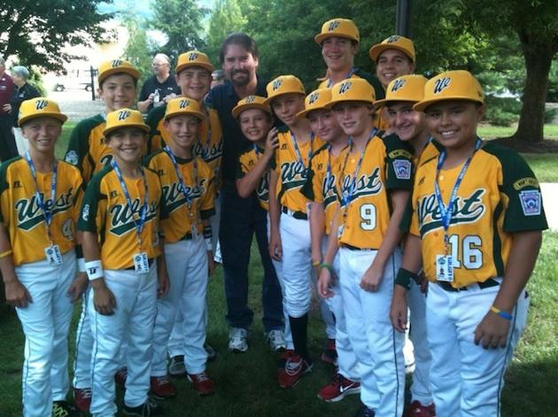 The Petaluma National Little League All Stars — PetalumaNational.org
