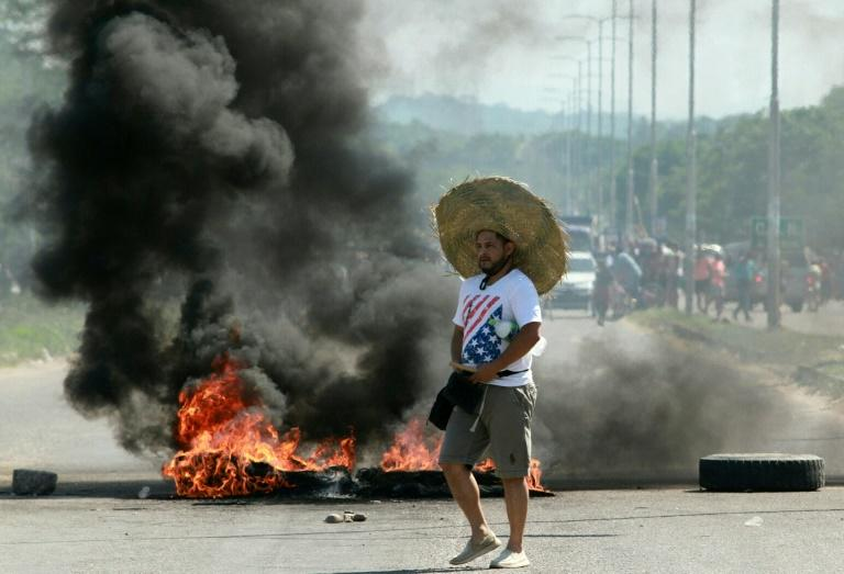 A controversial October 20 election, won by President Evo Morales but described by his opponent Carlos Mesa as a fraud, has triggered almost a week of violent clashes
