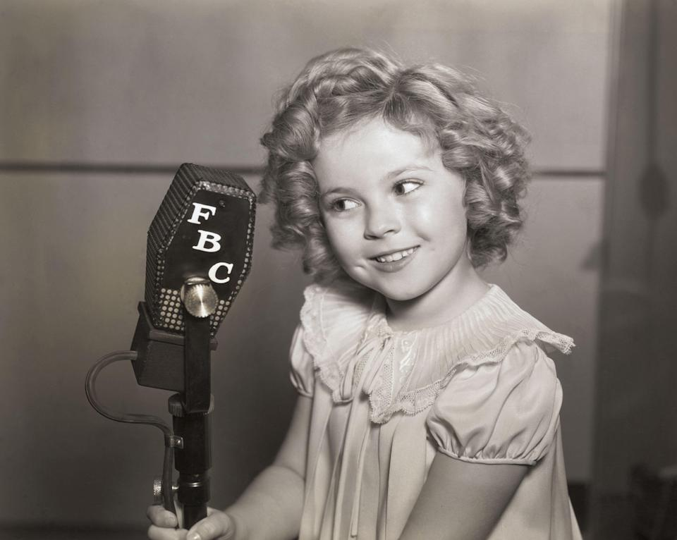 """<p>By the age of 12, Shirley Temple was a bonafide movie star. Known as Hollywood's darling during the Great Depression, she'd already appeared in a whopping 40 films. Although her adult film career didn't flourish to the extent of her younger years, the actress went on to live a full and impactful life. See for yourself with these photos of Shirley that give insight into her robust career and happy personal life — and if you're curious about more stars, check out our deep-dives into the lives of <a href=""""https://www.goodhousekeeping.com/life/entertainment/g28307872/rare-photos-of-judy-garland/"""" rel=""""nofollow noopener"""" target=""""_blank"""" data-ylk=""""slk:Judy Garland"""" class=""""link rapid-noclick-resp"""">Judy Garland</a>, <a href=""""https://www.goodhousekeeping.com/life/entertainment/g3641/audrey-hepburn-vintage-photos/"""" rel=""""nofollow noopener"""" target=""""_blank"""" data-ylk=""""slk:Audrey Hepburn"""" class=""""link rapid-noclick-resp"""">Audrey Hepburn</a>, and <a href=""""https://www.goodhousekeeping.com/life/g29579156/julie-andrews-photos/"""" rel=""""nofollow noopener"""" target=""""_blank"""" data-ylk=""""slk:Julie Andrews"""" class=""""link rapid-noclick-resp"""">Julie Andrews</a>.</p>"""