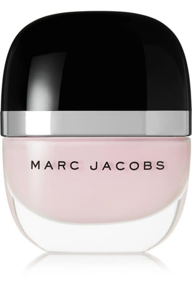 """<p>Marc Jacobs Nail Polish in Resurrection, $18, <a href=""""https://shop-links.co/1668477960887042899"""" rel=""""nofollow noopener"""" target=""""_blank"""" data-ylk=""""slk:available here"""" class=""""link rapid-noclick-resp"""">available here</a>.</p>"""