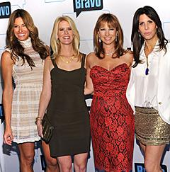 Bravo Confirms Jill, Alex, Cindy, Kelly Fired From Real Housewives of NY