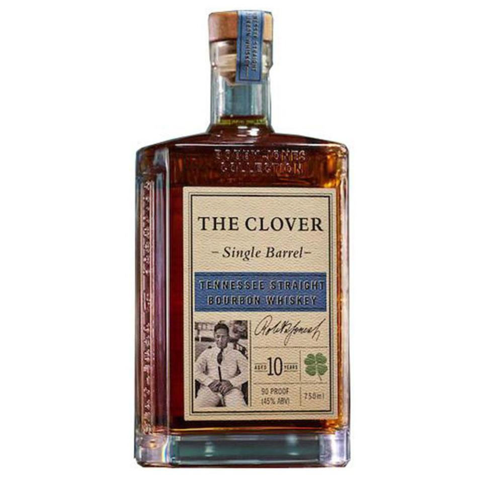 """<p>cloverwhiskey.com</p><p><a class=""""link rapid-noclick-resp"""" href=""""https://www.thecloverwhiskey.com/"""" rel=""""nofollow noopener"""" target=""""_blank"""" data-ylk=""""slk:BUY IT HERE"""">BUY IT HERE</a></p><p>Bobby Jones is one of greatest golfers of all-time. After each competition, he would enjoy three fingers of the finest local whiskey to celebrate. The Clover Whiskey portfolio is a testament to Jones' legacy, featuring single-barrel, straight whiskeys that go down smooth. </p>"""