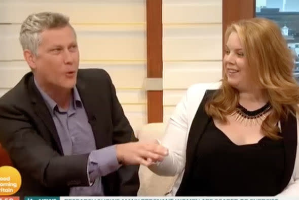 Eric Anderson on Good Morning Britain