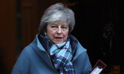 Theresa May softens tone on customs union in Corbyn talks offer in bid for Brexit breakthrough