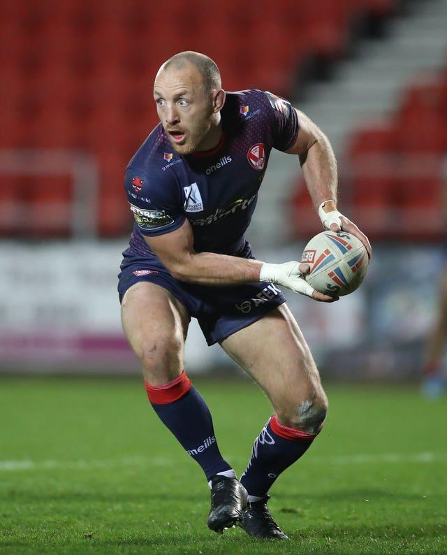 Hull Kingston Rovers v St Helens – Betfred Super League – Totally Wicked Stadium