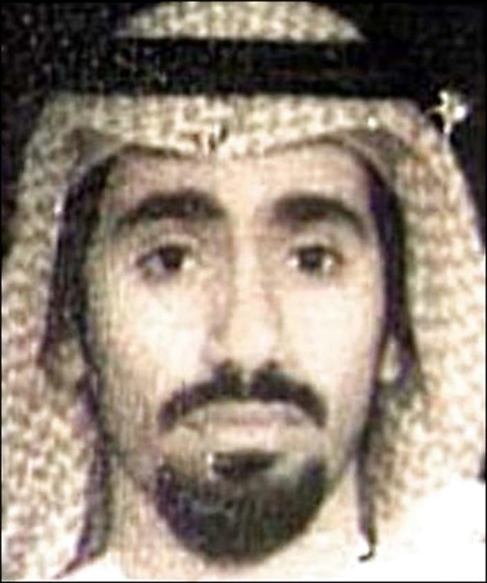 """Abd al-Rahim al-Nashiri, a suspect in the USS Cole bombing who is being held at Guantanamo naval base, is pictured in this 2002 photograph. During an ordeal at a secret prison in early 2003, Abd al-Rahim al-Nashiri, captured in 2002 and suspected of masterminding the bombing of the USS Cole at Aden in 2000, was waterboarded repeatedly, forced to stand with his hands on his head for hours at a time and once, while blindfolded, was threatened with a buzzing power drill held near his head. Some CIA personnel involved in the episode concluded that Nashiri was not withholding significant information on terrorism plots. Even after that, a psychologist present urged that Nashiri be subjected to further harsh methods to induce the """"desired level of helplessless,"""" according to the report released on Tuesday. The report didn't name the psychologist. REUTERS/FBI/Handout (UNITED STATES - Tags: POLITICS MILITARY CIVIL UNREST HEADSHOT CRIME LAW) FOR EDITORIAL USE ONLY. NOT FOR SALE FOR MARKETING OR ADVERTISING CAMPAIGNS"""