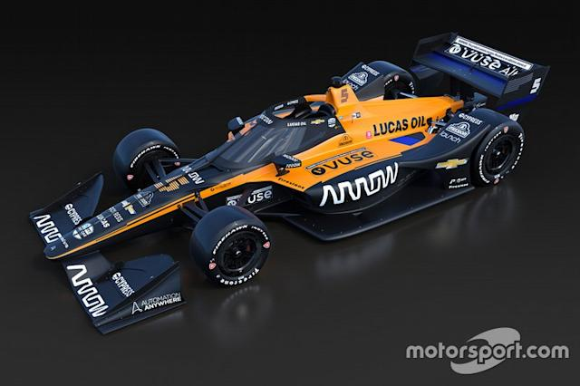 "Arrow McLaren SP 2020 <span class=""copyright"">Arrow SPM</span>"
