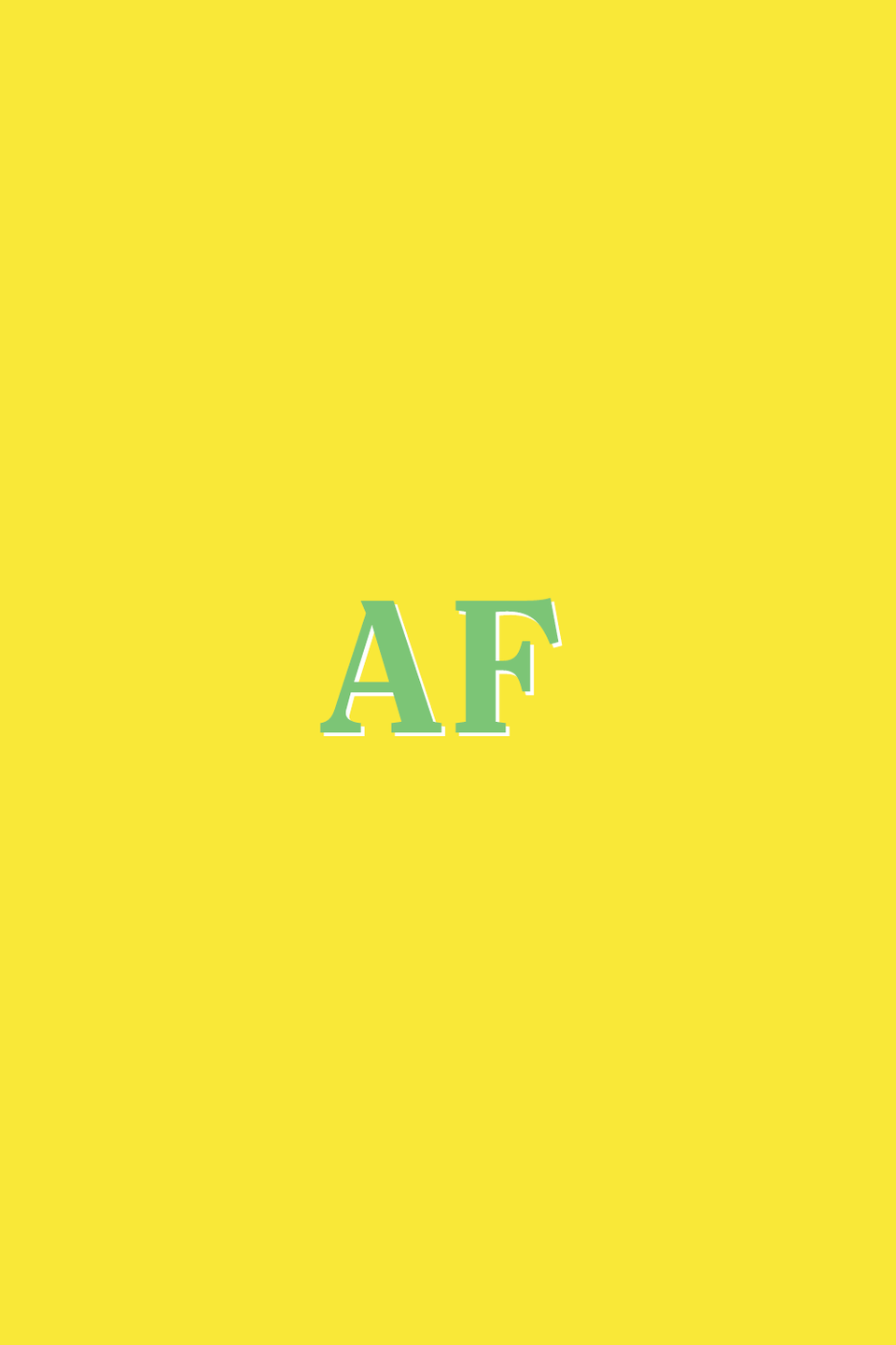 "<p>AF simply stands for ""as f*ck"" and comes in handy as a way of emphasizing something. A professor at the <a href=""https://stronglang.wordpress.com/2017/08/04/the-further-adventures-of-af/"" rel=""nofollow noopener"" target=""_blank"" data-ylk=""slk:University of North Carolina Chapel Hill"" class=""link rapid-noclick-resp"">University of North Carolina Chapel Hill</a> is believed to have documented its use by students as early as 2014, though it's been thrown around for much longer. Used in a sentence: ""My slice of pecan pie is delicious AF.""<br></p>"