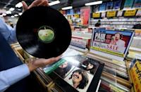 Sony to start spinning vinyl after 30-year hiatus