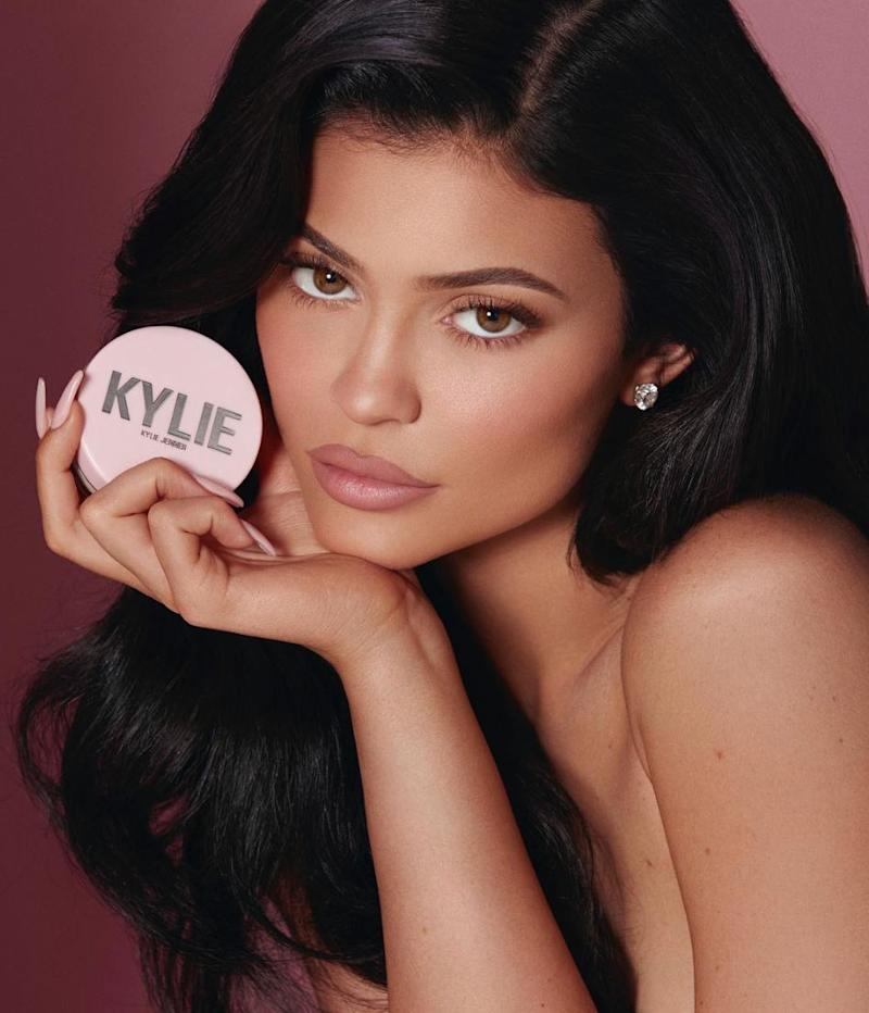 Kylie Jenner's makeup empire has made her a billionaire. (Photo: Kylie Jenner via Instagram)