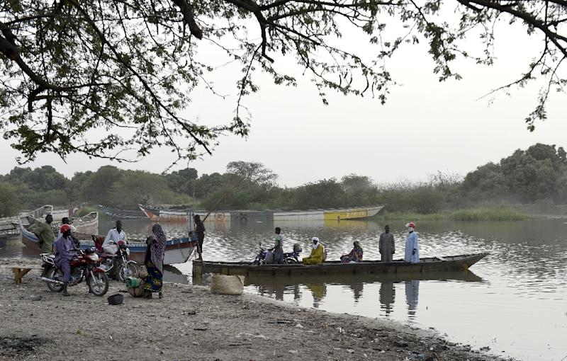 Lake Chad forms the border between Nigeria, Niger, Chad and Cameroon, and Chad hit oil on its side of the border in the late 1970s with production hitting 100,000 barrels a day in 2013