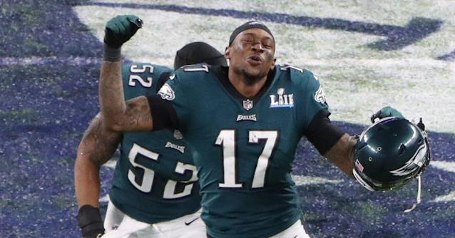Alshon Jeffery wants another Super Bowl win as he hopes he can finish his career with the Eagles