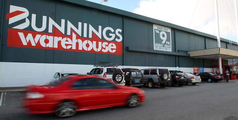 The boys were going on a field trip to Bunnings, something the girls didn't get the option to choose. Source: Getty