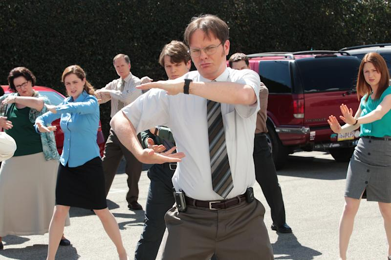 'The Office': shutting down on NBC after 8 years