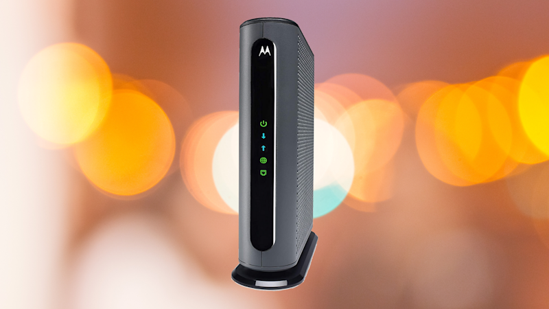 Motorola MB7621 Cable Modem. (Photo: Amazon)
