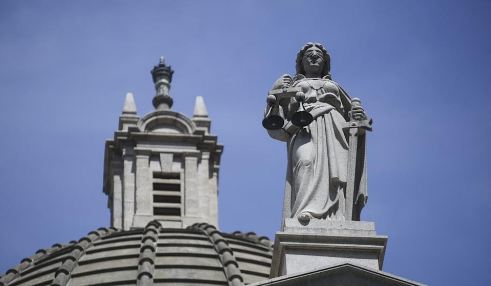 The Court of Final Appeal in Central. Photo: Sam Tsang