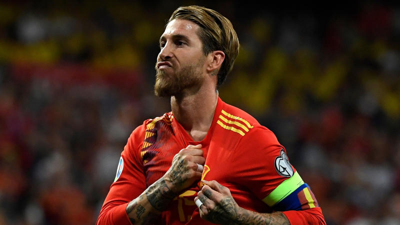 'He is a competitive animal' - Marchena says Ramos would relish Olympic challenge with Spain