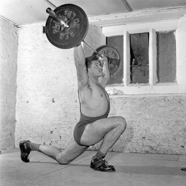 Dave Prowse in 1962