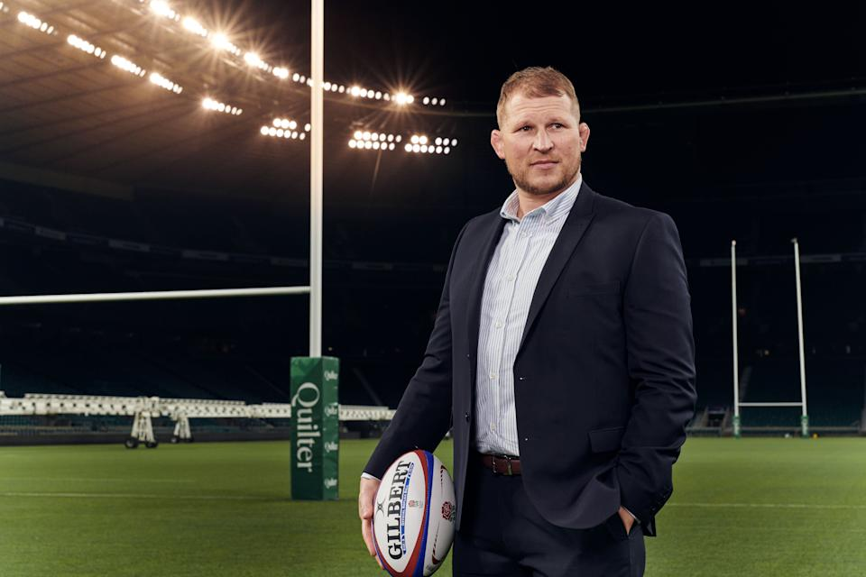 Former England captain Dylan Hartley will be part of Amazon's line-upMikael Buck / Amazon