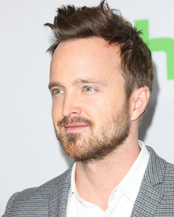 """<p>When people kept mispronouncing Aaron Paul Sturtevant's last name, he stopped his name at """"Paul"""" instead. </p>"""