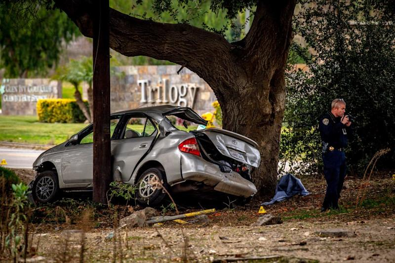 California Man Accused of Killing 3 Teens After 'Intentionally' Ramming Them With His Car