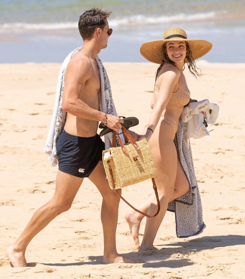 Bachelor star Abbie Chatfield and Todd King