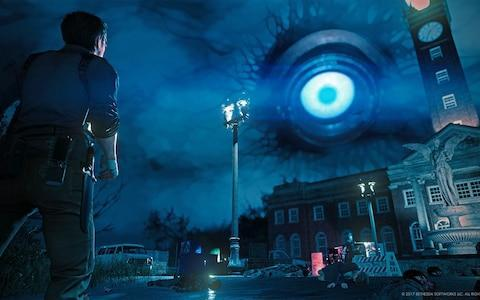 Th Evil Within 2 game